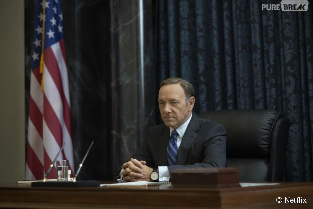 House of Cards saison 3 : Frank Underwood de retour