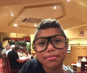 Djibril Cissé : son adorable fils Cassius