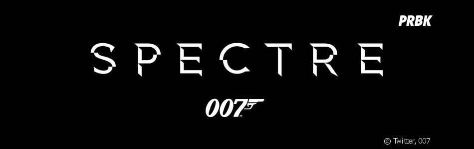 Spectre : le logo officiel du 24ème film de la saga James Bond