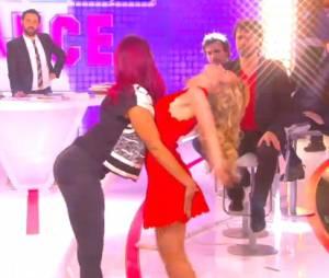 Shy'm et Enora Malagré : danse sexy dans Touche pas à mon poste