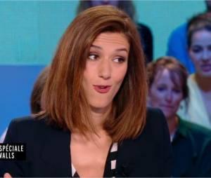Doria Tillier de retour dans le Grand Journal : Vanessa vient coacher Manuel Valls
