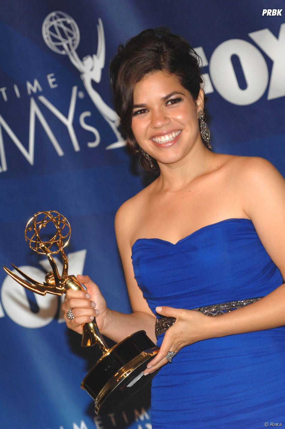 America Ferrera récompensée d'un Emmy Awards pour Ugly Betty en 2007