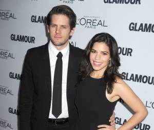 America Ferrera et son mari Ryan Piers Williams