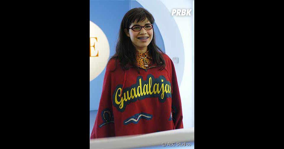 America Ferrera dans son rôle d'Ugly Betty