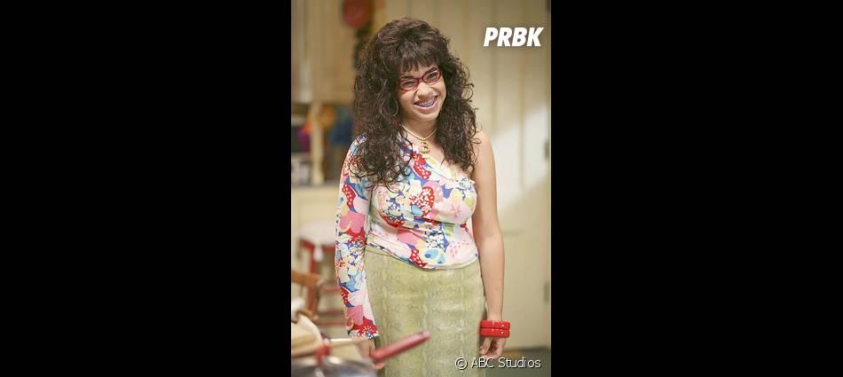 America Ferrera méconnaissable en Ugly Betty