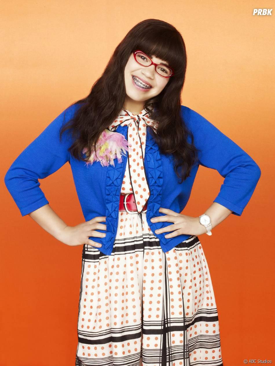 America Ferrera sur une photo de la série Ugly Betty
