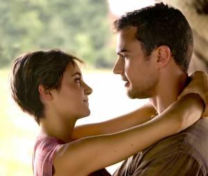 Divergente 2 : Shailene Woodley et Theo James sur une photo