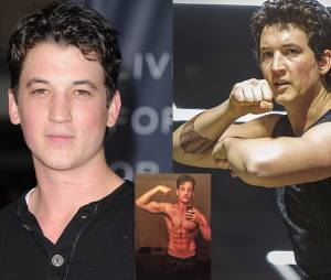 Miles Teller : son incroyable transformation physique