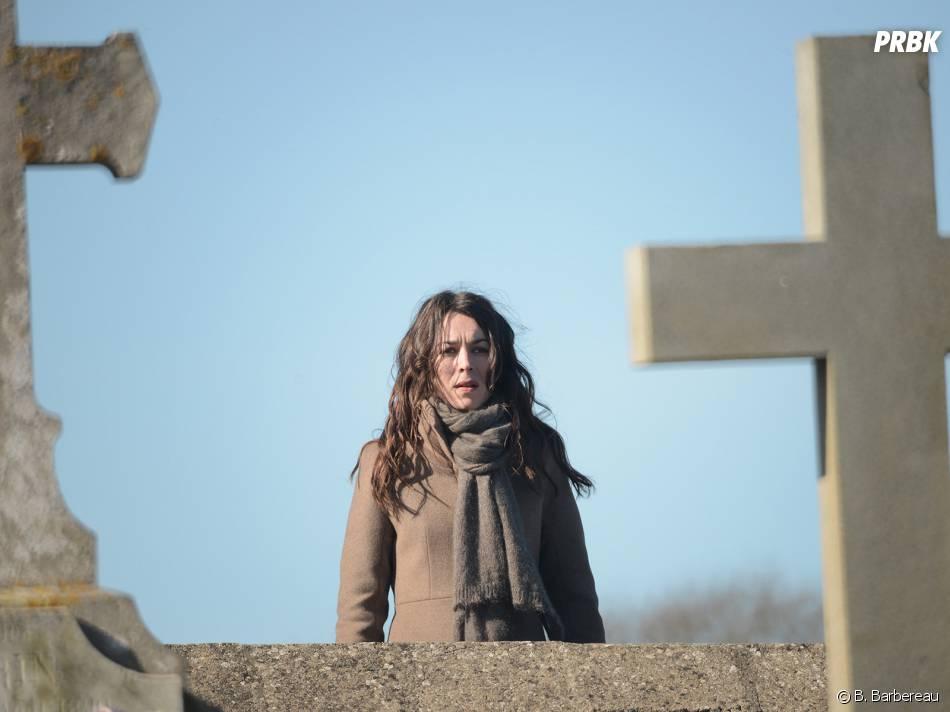 Les Témoins :Marie Dompnier sur une photo