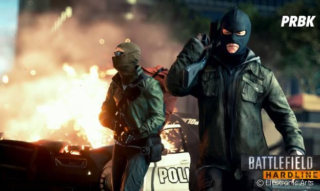 Battlefield Hardline sort sur consoles et PC le 17 mars 2015