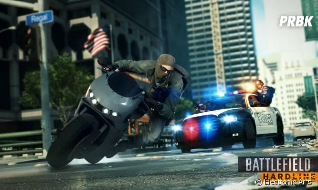 Battlefield Hardline débarque le 17 mars 2015