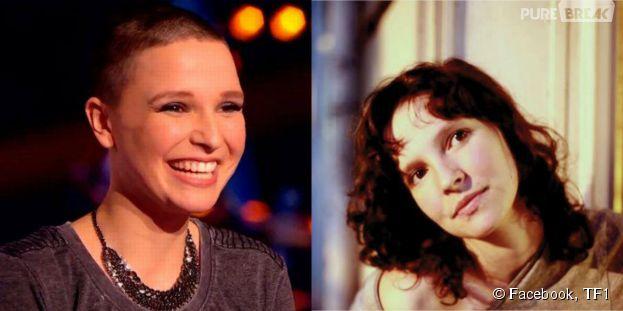 Anne Sila (The Voice 4) : avant de se raser les cheveux, elle portait une coupe au carré