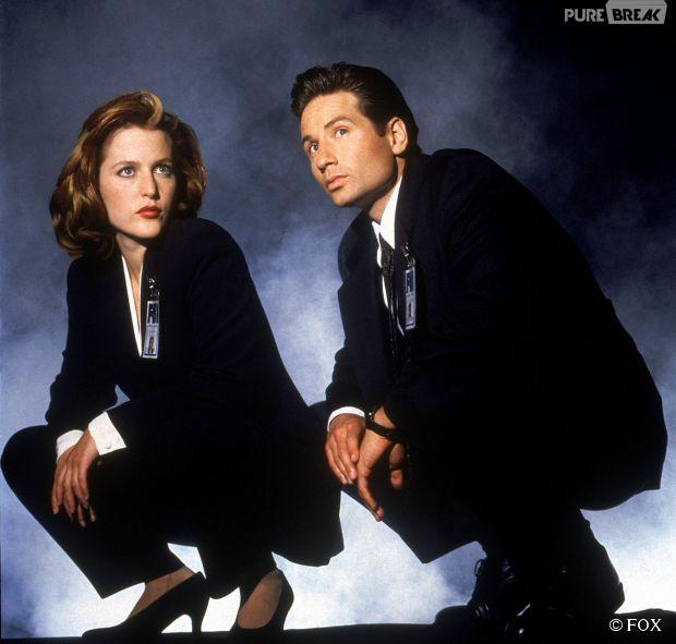 X-Files : une nouvelle saison officielle avec David Duchovny et Gillian Anderson