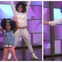 Bêtes de scène : Heaven, 4 ans, et sa maman mettent le feu en dansant sur Beyoncé