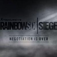 Rainbow Six Siege : trailer explosif et collectors détaillés sur Xbox One, PS4 et PC