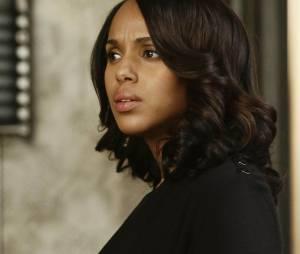 Scandal saison 4, épisode 18 : Kerry Washington (Olivia) sur une photo