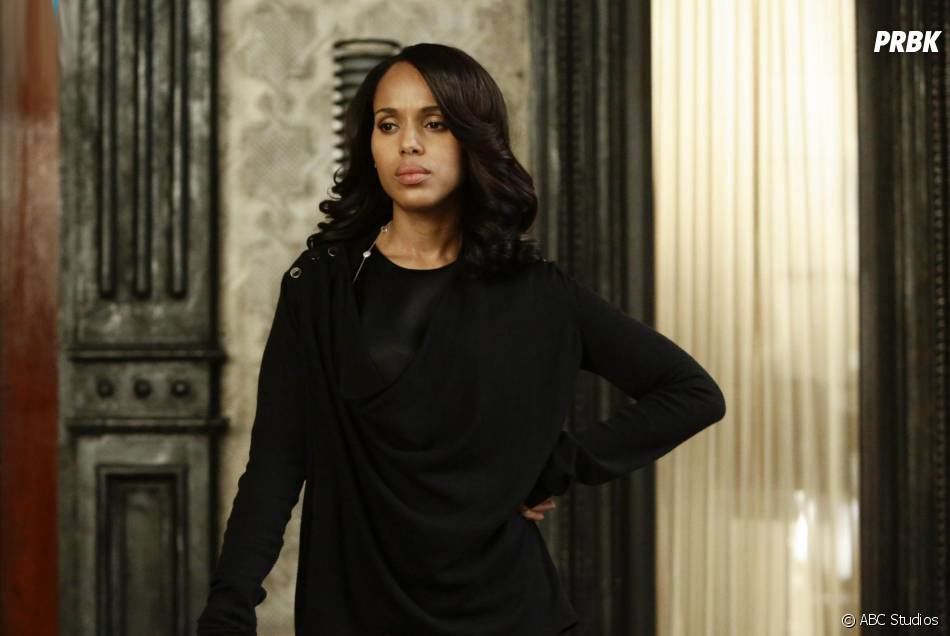 Scandal saison 4, épisode 18 : Olivia (Kerry Washington) sur une photo
