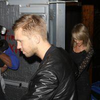 Taylor Swift et Calvin Harris en couple et main dans la main après un concert d'Haim