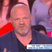 """Olivier Streiff (Top Chef 2015) : Philippe Etchebest explique son élimination jugée """"injuste"""""""