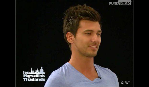 Anthony (Les Marseillais en Thaïlande) quitte l'aventure dans l'épisode du 10 avril 2015 sur W9