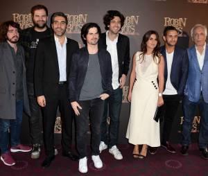 Robin des bois, la véritable histoire : L'équipe à l'avant-première du film à Paris le dimanche 12 avril 2015