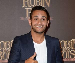 Robin des bois, la véritable histoire : Malik Bentalha à l'avant-première du film à Paris le dimanche 12 avril 2015