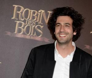 Robin des bois, la véritable histoire : Max Boublil à l'avant-première du film à Paris le dimanche 12 avril 2015