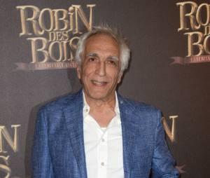 Robin des bois, la véritable histoire : Gérard Darmon à l'avant-première du film à Paris le dimanche 12 avril 2015