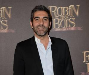 Robin des bois, la véritable histoire : Ary Abittan à l'avant-première du film à Paris le dimanche 12 avril 2015