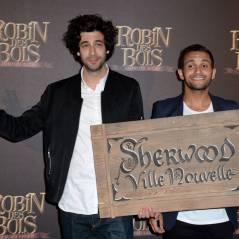 Max Boublil, Malik Bentalha... les stars de sortie pour l'avant-première de Robin des bois
