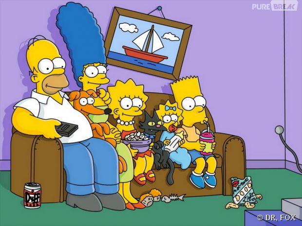 Les Simpson : la série n'aura plus le droit à des coffrets DVD