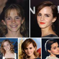 Emma Watson a 25 ans : de petite sorcière à femme fatale, l'avant/après impressionnant