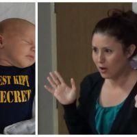 Ils cachent à leurs proches qu'ils attendent des jumelles, les réactions à la maternité sont énormes