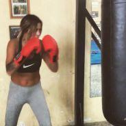 """Anaïs Camizuli : : reprise du sport à cause de son """"gros ventre"""""""