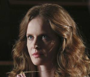 Once Upon a Time saison 4, épisode 19 : Zelena (Rebecca Mader) sur une photo