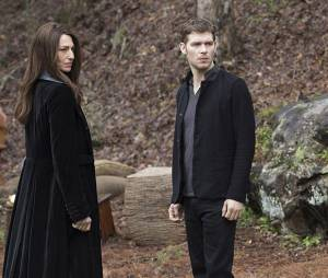 The Originals saison 2, épisode 20 : Klaus (Joseph Morgan) retrouve Dahlia (Claudia Black)