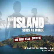 The Island, seuls au monde : survie, larmes et chauve-souris... on a vu les premières images