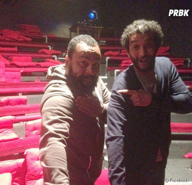 """Street Photographer Ramzy: Ramzy Bedia : Sa Quenelle Avec Dieudonné ? """"Une"""