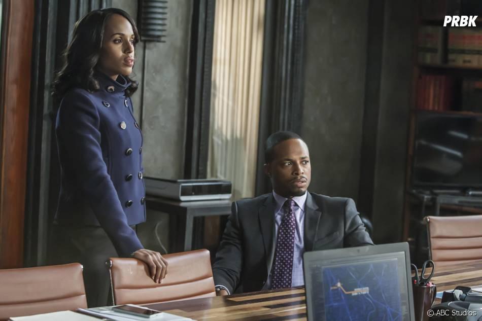 Scandal saison 4 : Marcus va-t-il rejoindre l'équipe d'Olivia ?