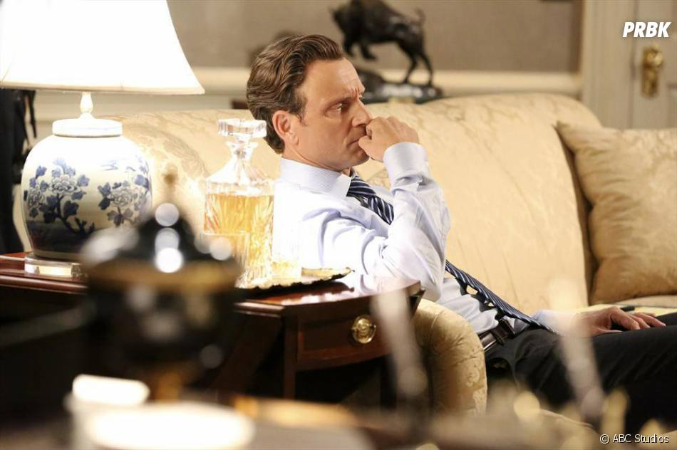 Scandal saison 4 : Fitz sur une photo