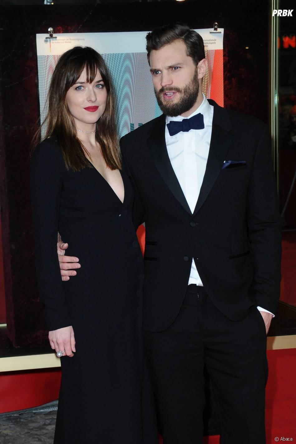 """Fifty Shades of Grey : Jamie Dornan et Dakota Johnson dans une suite sous forme de """"thriller"""""""