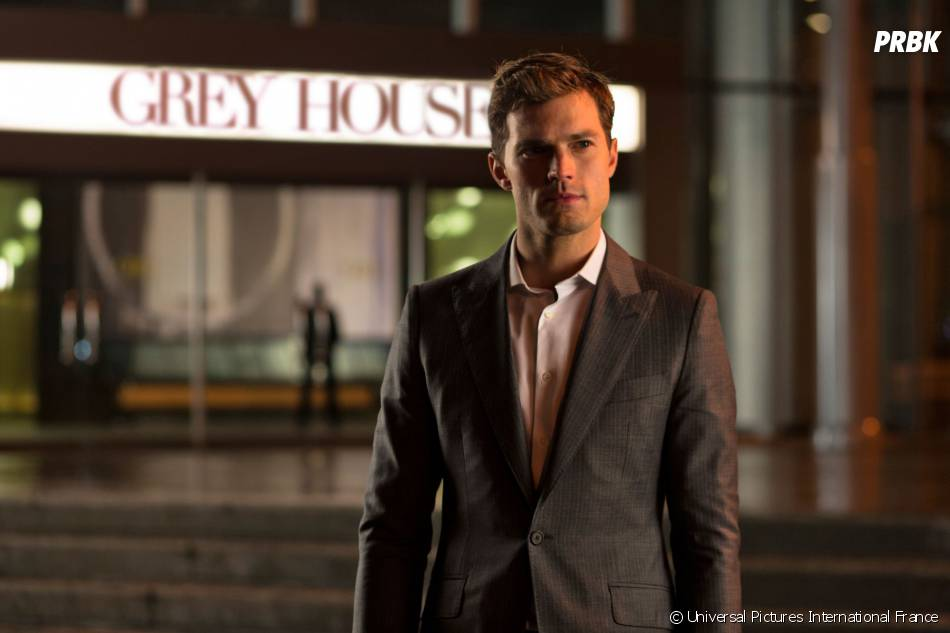 Fifty Shades of Grey : Jamie Dornan sexy sur une photo