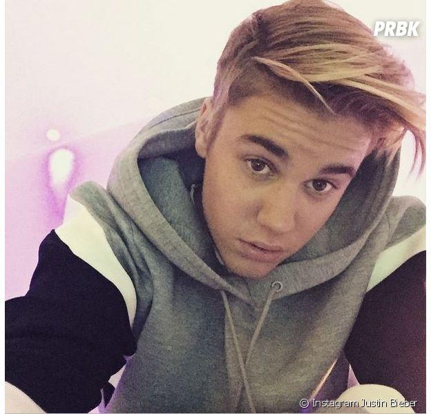 Justin Bieber : nouvelle coupe de cheveux publiée sur Instagram le 30 avril 2015