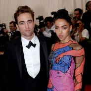 Robert Pattinson et FKA Twigs : premier tapis rouge en couple au MET Gala 2015