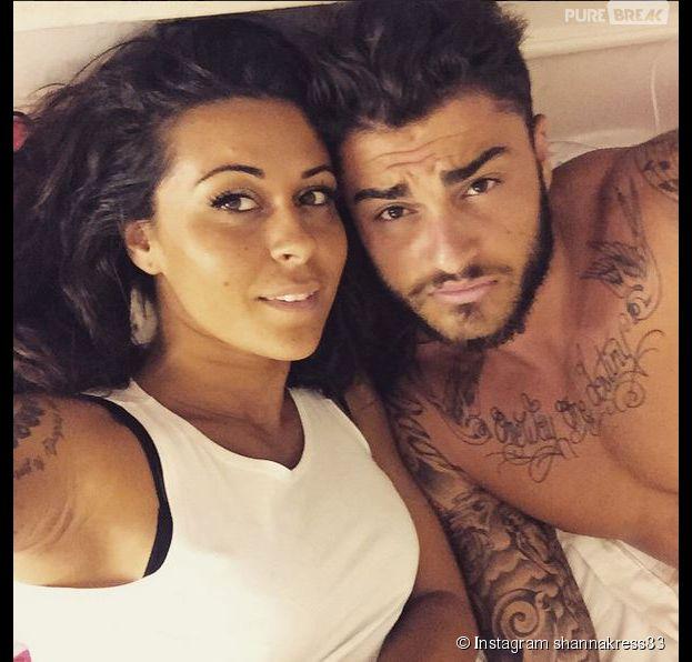 shanna et thibault les anges 7 photo de couple sur instagram. Black Bedroom Furniture Sets. Home Design Ideas