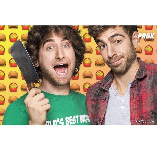 Brothers Green Eats : la nouvelle émission culinaire et déjantée de MTV débarque le 9 mai 2015