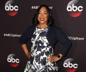 shonda Rhimes aux upfronts de ABC le 12 mai 2015 à New York