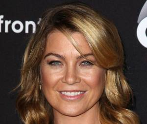 Ellen Pompeo aux upfronts de ABC le 12 mai 2015 à New York