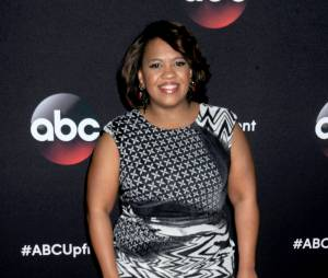 Chandra Wilson aux upfronts de ABC le 12 mai 2015 à New York