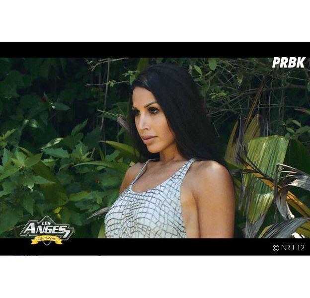 """Somayeh (Les Anges 7) : """"au moins 4000"""" pour un booking en boîte de nuit"""